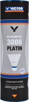 Victor Nylon Shuttle 3000 Platinum 6-pack