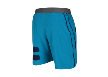 Babolat Performance Short 7'' MEN / Mosaic Blue back