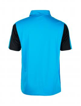 Forza Polo Portland blue_Back