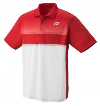 Yonex Junior Polo YJ0019 sunset red
