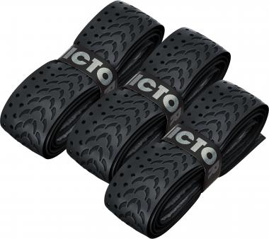 Victor Fishbone Grip schwarz 3er Pack