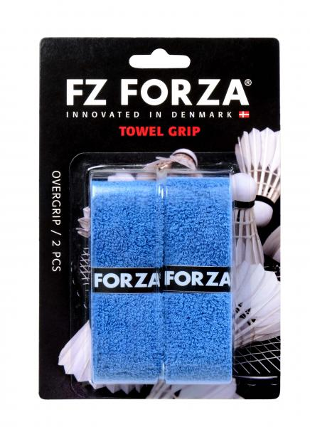 Forza Frottee Grip 2er Pack_blau