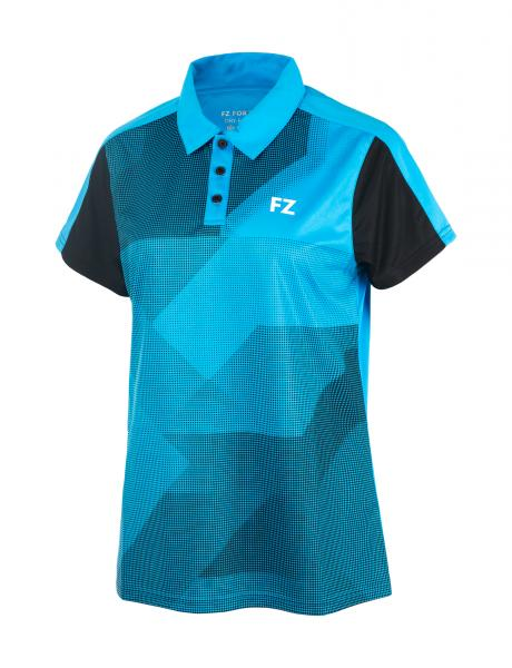 Forza Polo Penny blue_Front