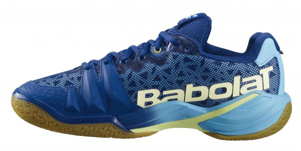 Babolat Shadow Tour Lady 2020 blue/yellow_2