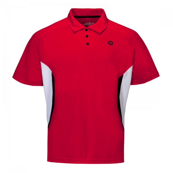 Oliver Polo Mexico red