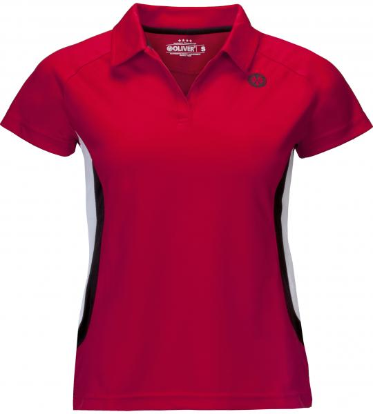 Oliver Mexico Lady Polo rot