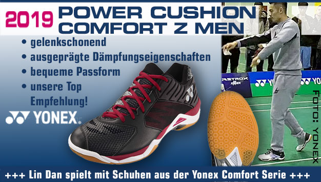 Yonex Power Cushion PC Comfort Z Men black