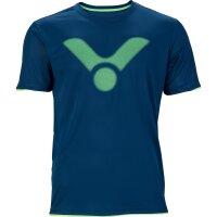 VICTOR T-Shirt T-03103 B Gr.XL