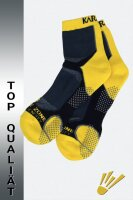 Karakal X4 Socken Ankle yellow