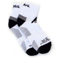Karakal Socke X2 Ankle white-black