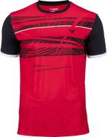 Victor T-Shirt Function red 6069