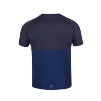 Babolat Play Crew Neck T-Shirt Men Blue