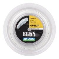 Yonex BG65 200 Meter Weiss