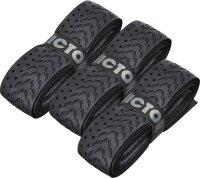 Victor Fishbone Grip dark grey 3er Pack