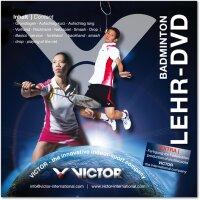 VICTOR Badminton Lehr-DVD