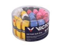 Victor Soft Grip 24er Box Farb Mix