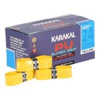 Karakal Super PU Grip gelb 24er Karton