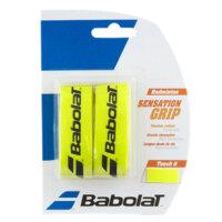 Babolat Sensation Grip 2er Pack yellow