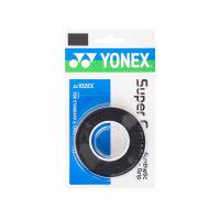 Yonex Super Grap AC-102 3er Pack schwarz