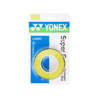 Yonex Super Grap AC-102 3er Pack citrus gruen