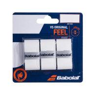 Babolat VS Grip Original 3er Pack white