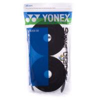 Yonex Super Grap AC-102 30er Pack schwarz