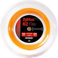 Ashaway Zymax 62 200 Meter Rolle orange