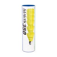 Yonex Mavis 350 6er Dose gelb-rot