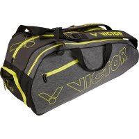 Victor Doublethermobag 9110 grey-yellow